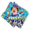 Lamme Frans FEEST! Stickers (11x)