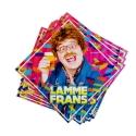 Lamme Frans Sticker (11x)